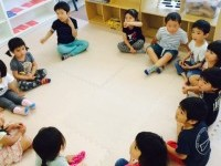 【英語で楽しく学ぼう☆】2015年Summer School開催@南口・Little Starfish International Play School